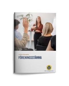 Juridisk information: Föreningsstämma